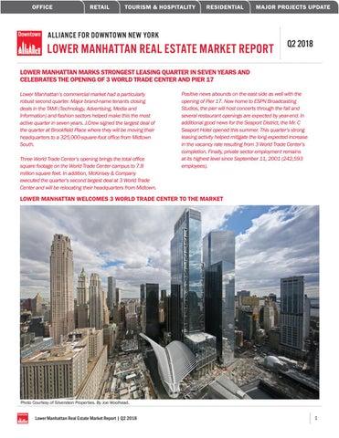 Subway Map Nyc 26ann Str Manhattan.Lower Manhattan Real Estate Market Overview Q2 2018 By Alliance For