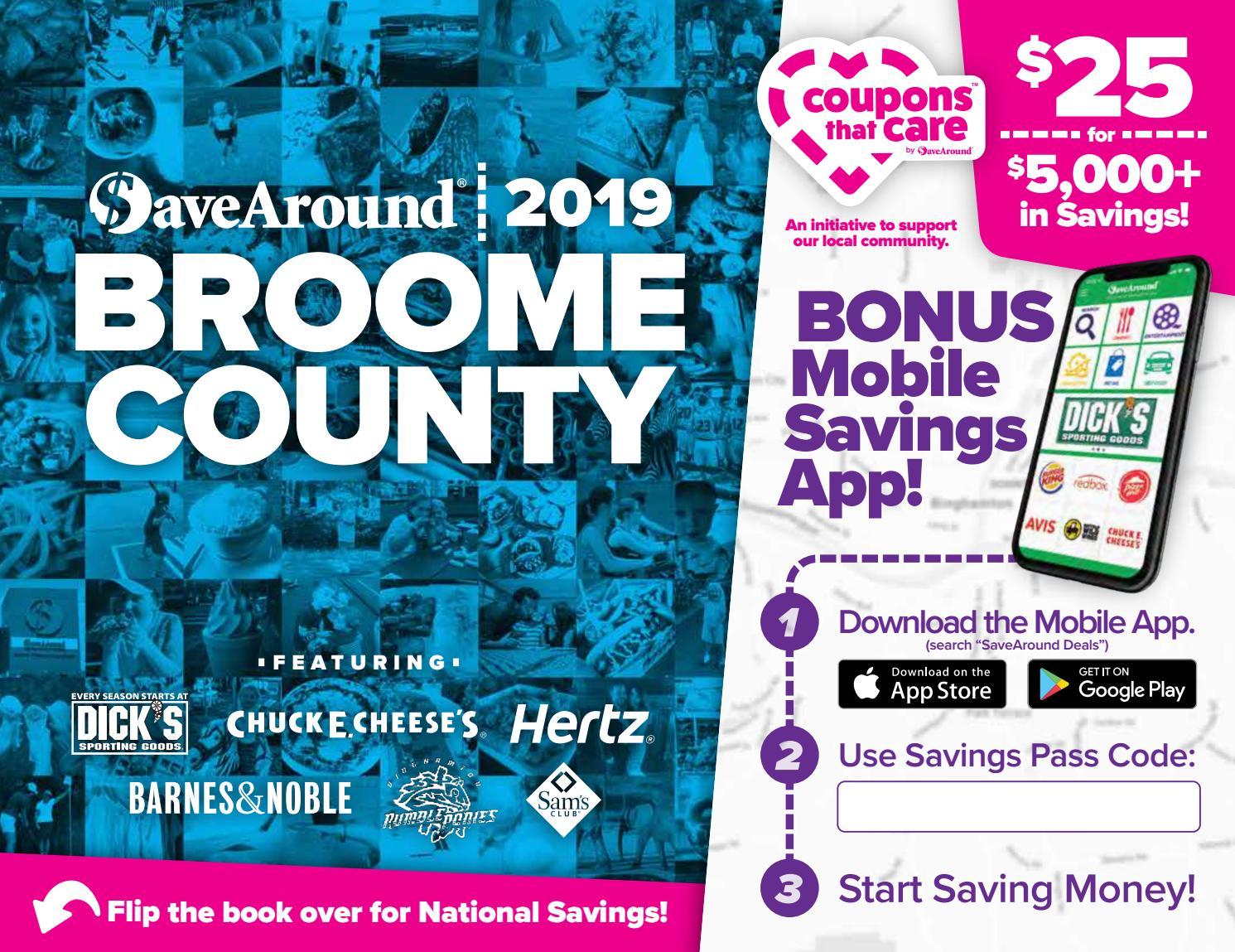 Broome County, NY by SaveAround - issuu