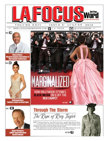 d69754fa21f3 L.A. Focus On The Word August 2018 by LA Focus Newspaper - issuu