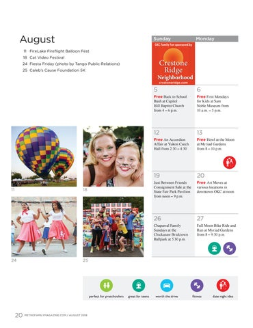 Page 20 of August calendar