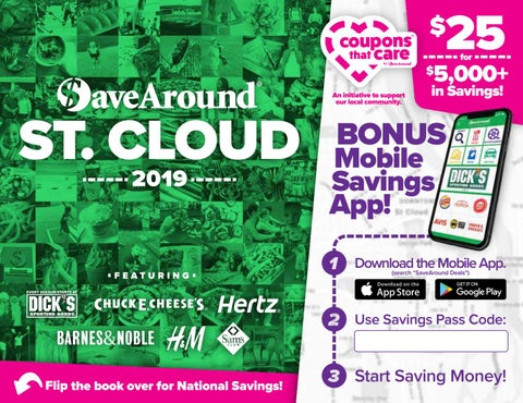 74 Off Fleetfarm Com Free Shipping Discount Codes For Jul 2019 >> Saint Cloud Mn By Savearound Issuu