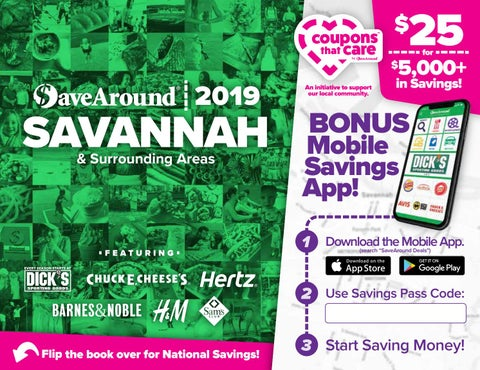 1205cb37a82238 Savannah GA by SaveAround - issuu