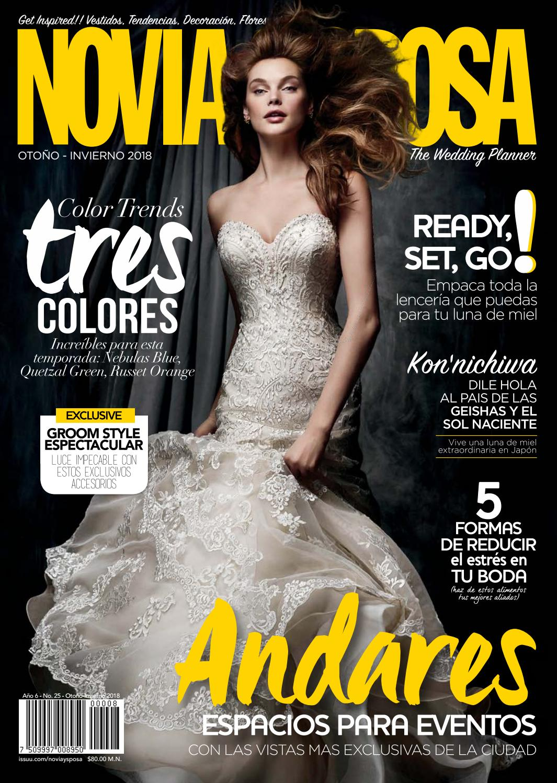 bbde5558b Novia&Sposa 25a edicion by Novia&Sposa - issuu