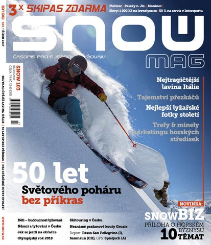 412f674e96f SNOW 103 - říjen 2017 by SNOW CZ s.r.o. - issuu