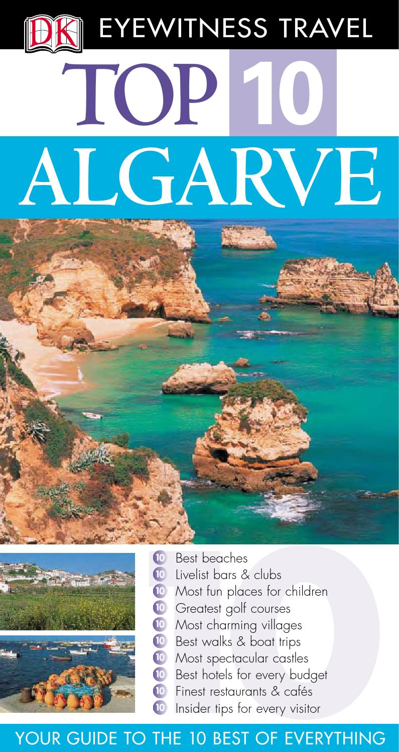 Algarve By D K By Hispared Issuu