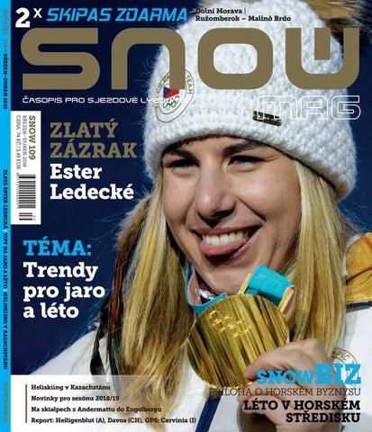 SNOW 109 - březen 2018 by SNOW CZ s.r.o. - issuu 4500b20bdc
