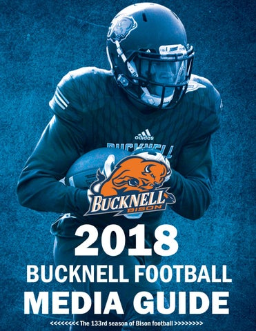 ac5653c90 2018 Bucknell Football Media Guide by Bucknell University - issuu