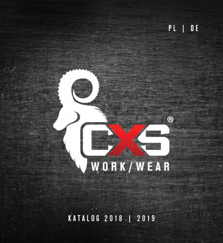 e009674e8444a Canis CXS - katalog 2018/2018 by Gvarant BHP - issuu