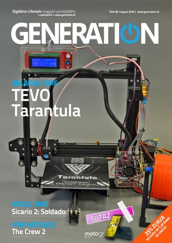 96f752854 Generation magazín #080 by Generation magazine - issuu