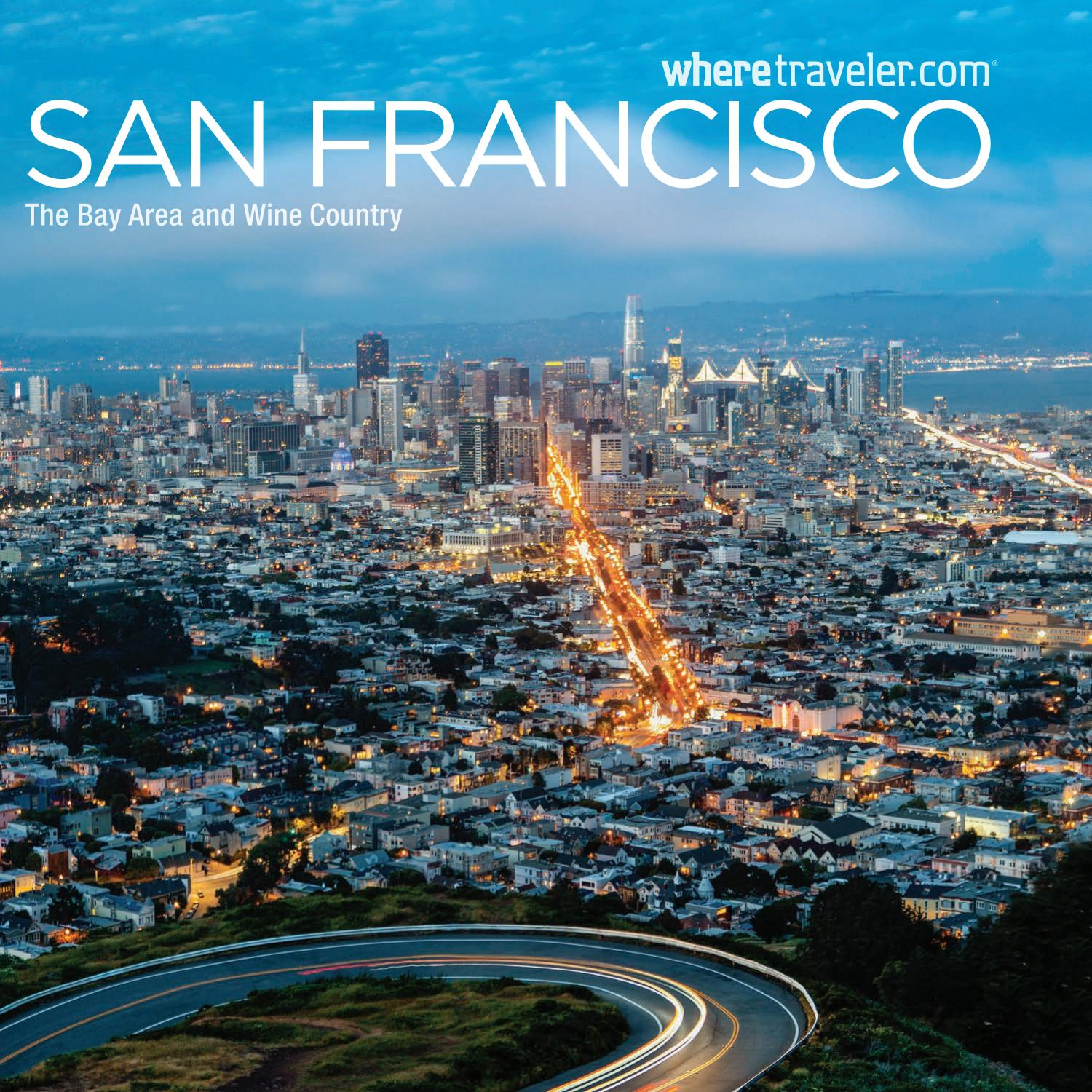 0854c5f55a149 Guestbook San Francisco 2018 by Morris Media Network - issuu