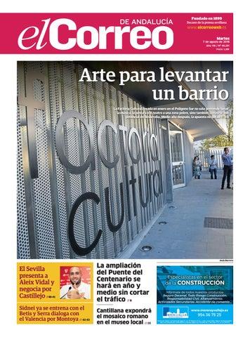 ca5ed793d226 07.08.2018 El Correo de Andalucía by EL CORREO DE ANDALUCÍA S.L. - issuu