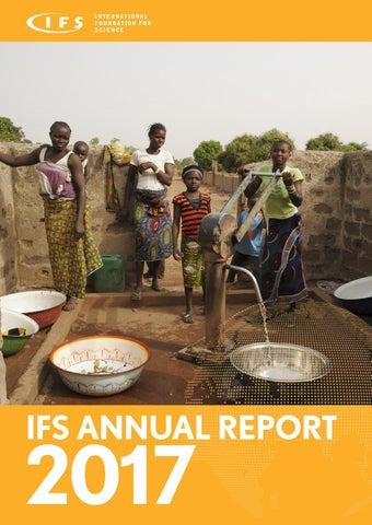 IFS Annual Report 2017