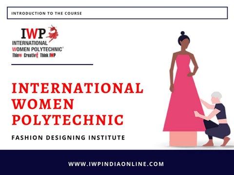 Fashion Design Institute Delhi By Jennifer Issuu