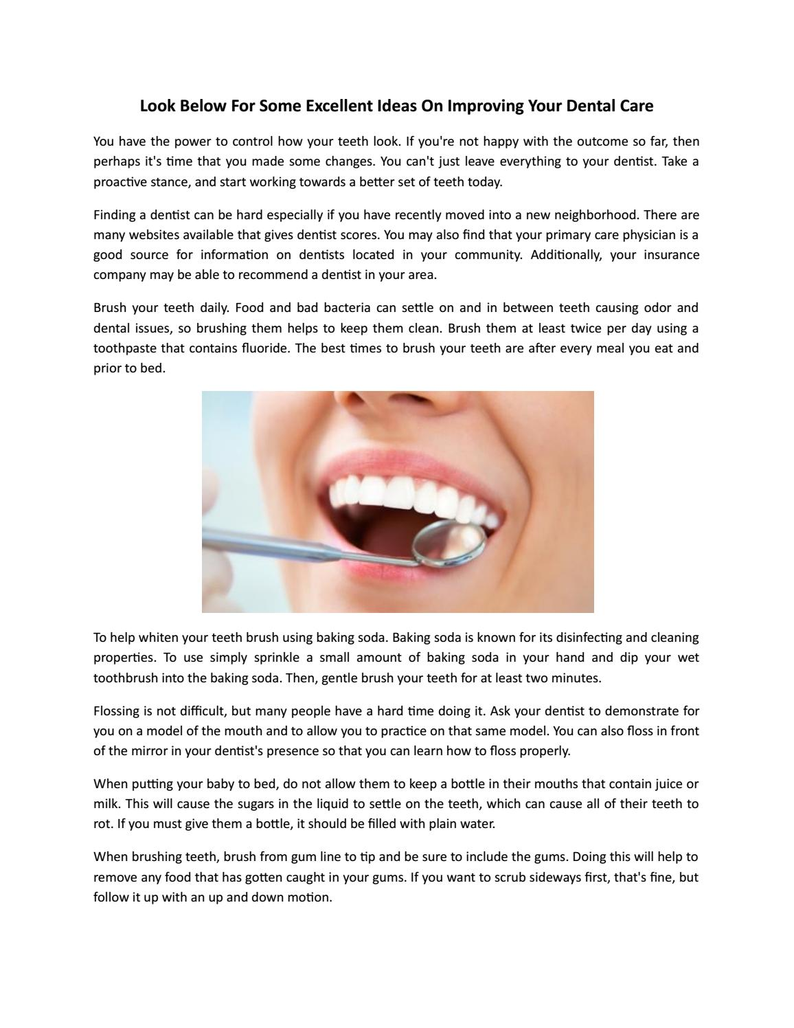 Avondale Dental Clinic by Avondale Dental Clinic - issuu
