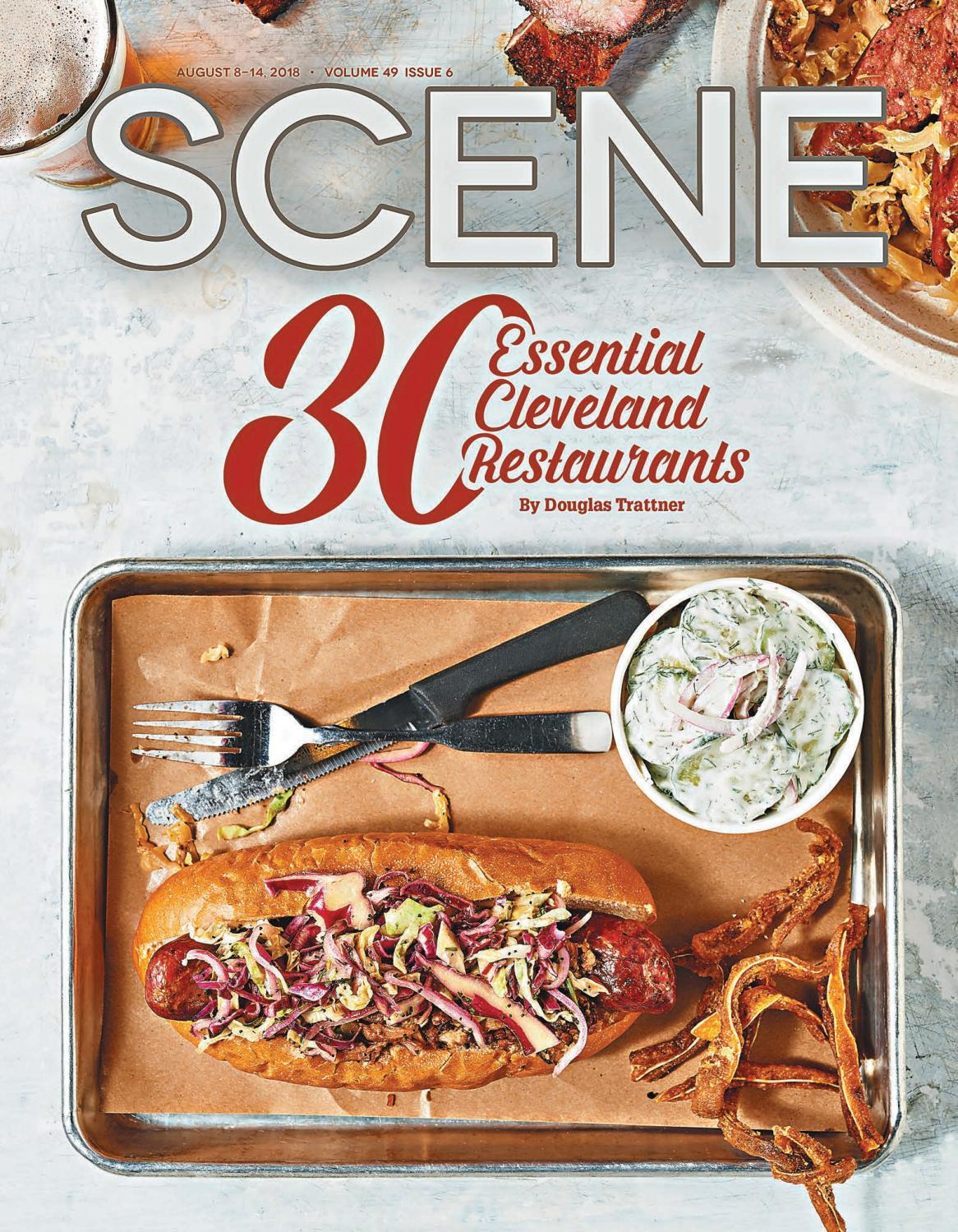 Scene August 8 2018 By Euclid Media Group Issuu