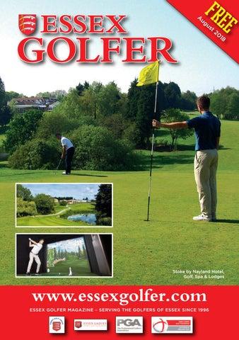 8bd4475d7219 August 2018 by Essex Golfer Ltd - issuu