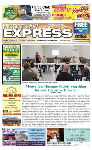 002d67909 Moose Jaw Express by Moose Jaw Express - issuu