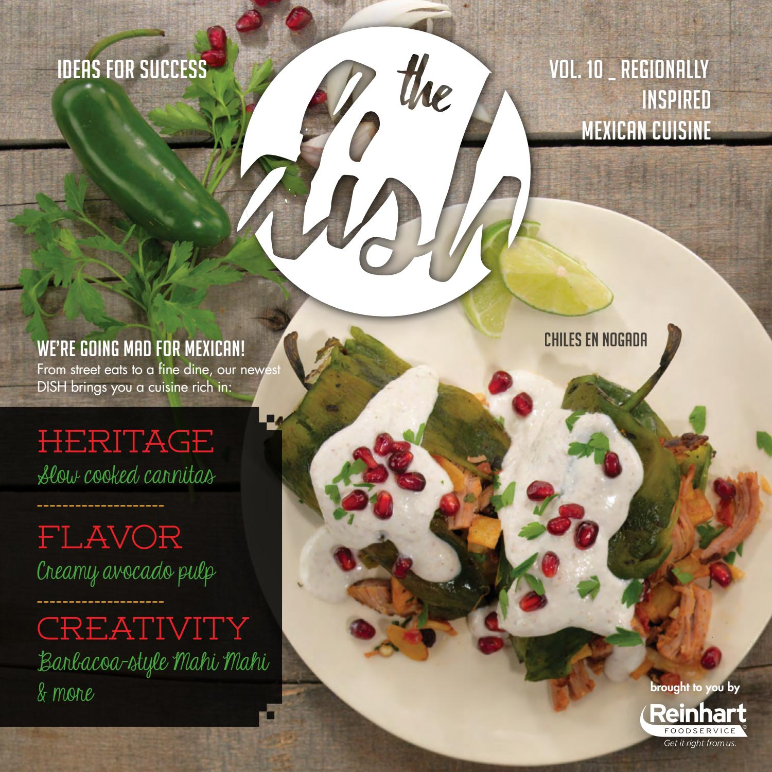 The Dish - Volume 10 - English Version by