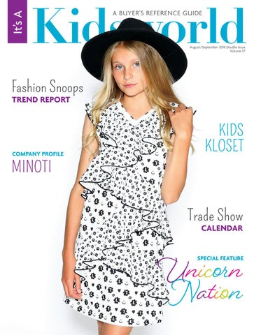54c72bbfacd IT S A KIDSWORLD MAGAZINE - AUGUST SEPTEMBER 2018 DOUBLE ISSUE by ...