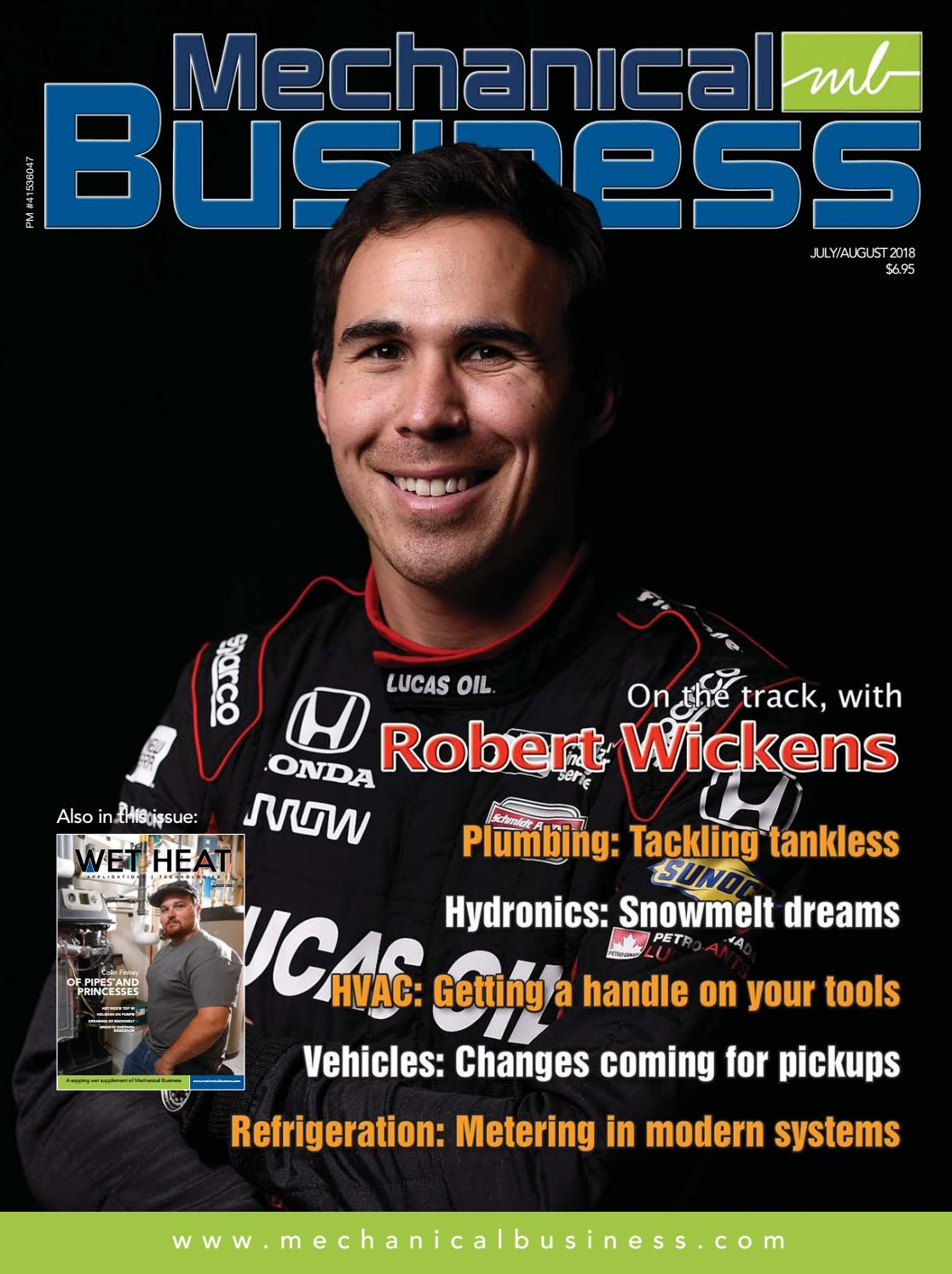 Mechanical Business July/August 2018