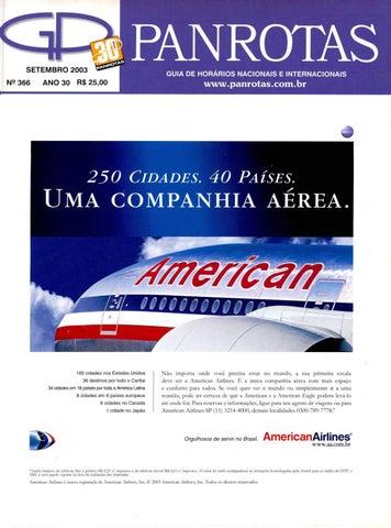 Guia PANROTAS - Edição 366 - Setembro 2003 by PANROTAS Editora - issuu 463e14aa98a95