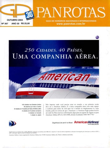 23b704df1 Guia PANROTAS - Edição 367 - Outubro/2003 by PANROTAS Editora - issuu