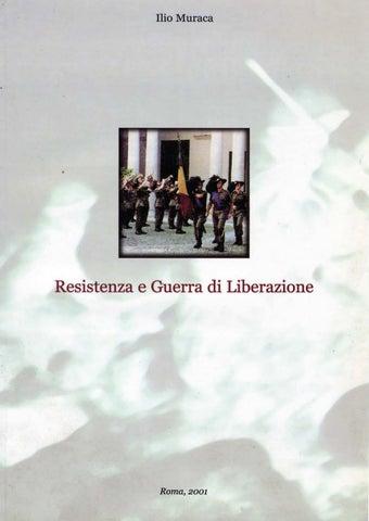RESISTENZA E GUERRA DI LIBERAZIONE by Biblioteca Militare - issuu dcebbc284c67