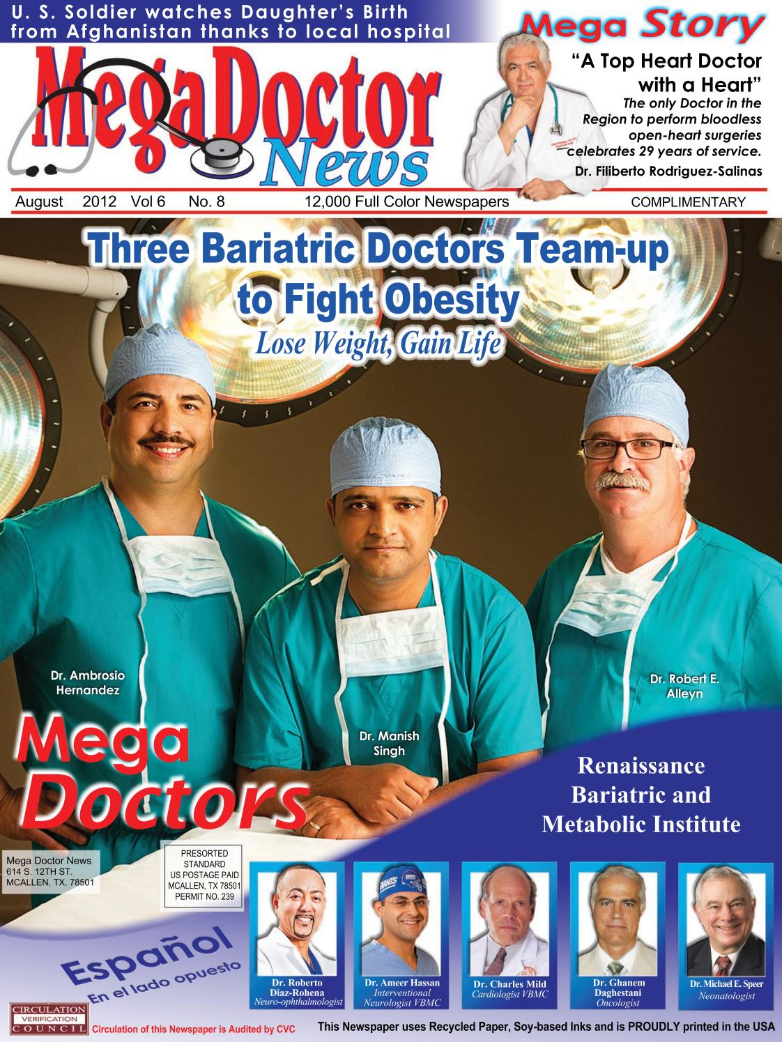 Mega Doctor News August 2012 by Mega Doctor News - issuu