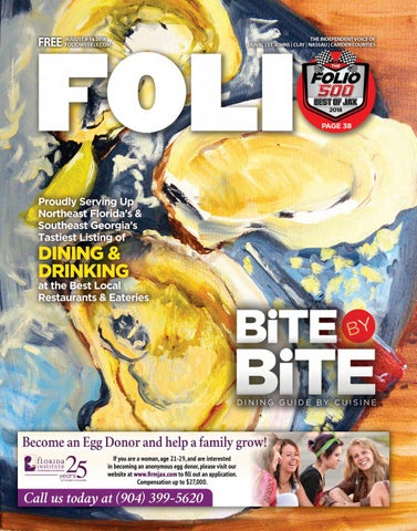 e2081b4aef58 Bite by Bite  Dining Guide By Cuisine by Folio Weekly - issuu