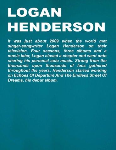 Page 34 of Logan Henderson Talks New Album