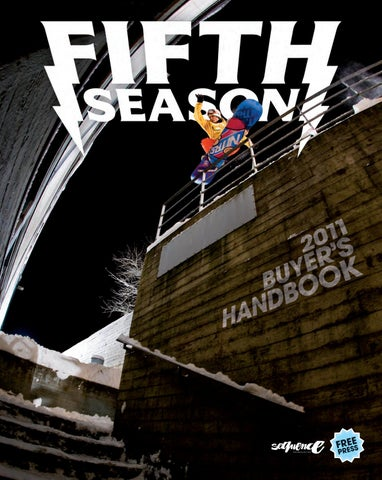 ebb83df410 Fifth Season Buyer's Guide 2011 by Hand Communication - issuu