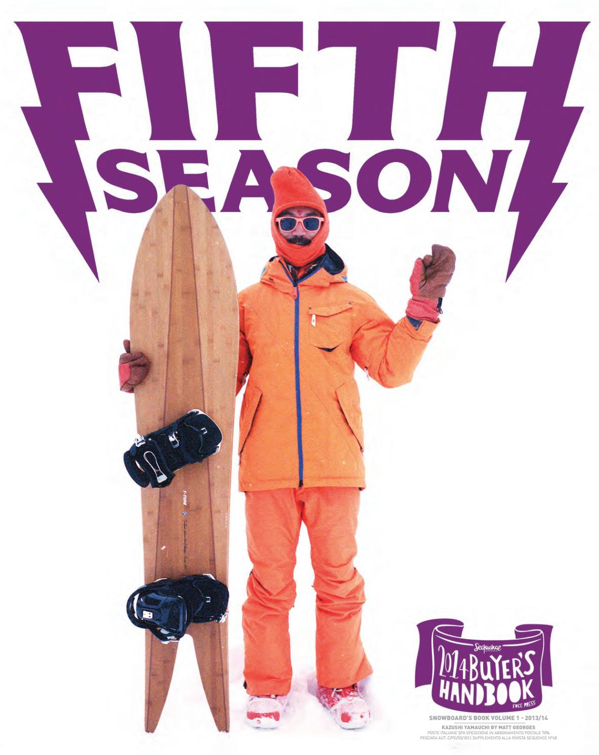 Fifth Season Buyer s Guide 2014 by Hand Communication - issuu 3992db8e355e