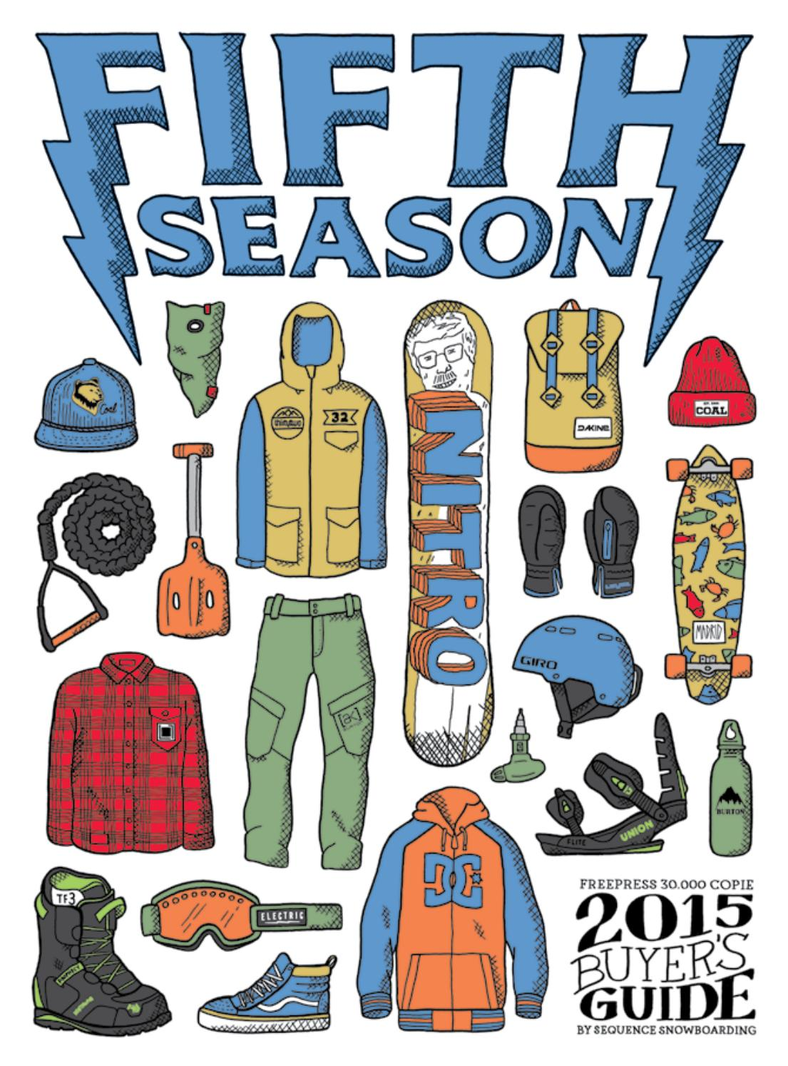 Fifth Season Buyer s Guide 2015 by Hand Communication - issuu 36e5a4a15347