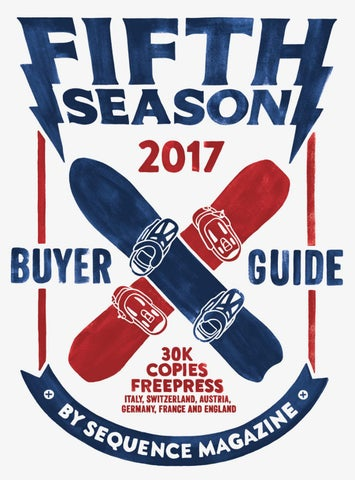 Fifth Season Buyer s Guide 2017 It by Hand Communication - issuu 51d65c8cf9e