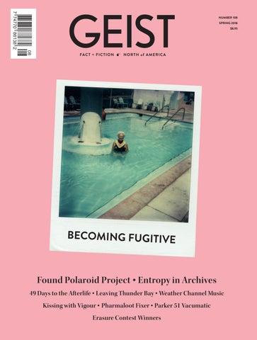 Geist 108 by Geist Magazine - issuu on