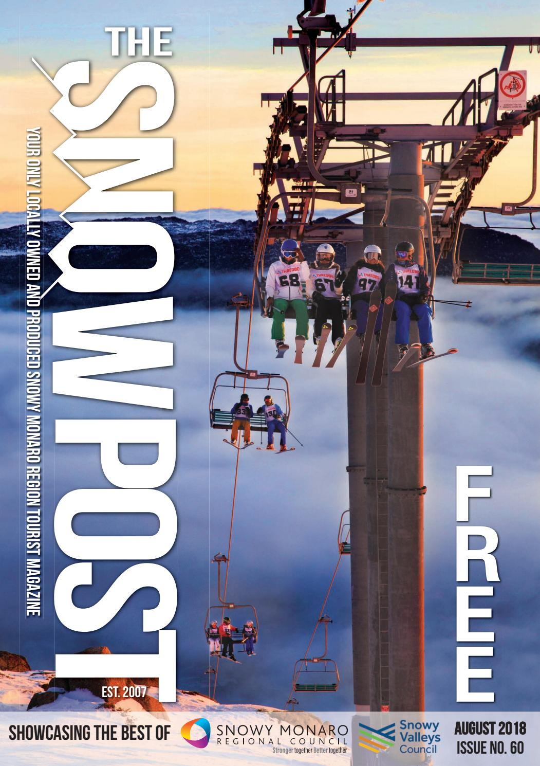 The Snowpost August 2018 Edition by Monaro Post - issuu