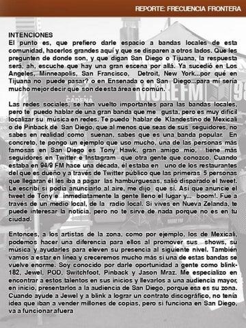 Page 29 of More FM: Esto Es Mexican Radio