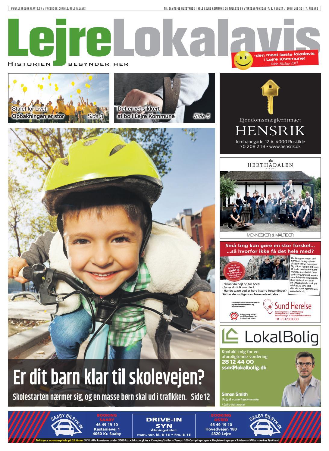 cee92eda931 Lejre Lokalavis uge 32-2018.pdf by Lejre Lokalavis - issuu