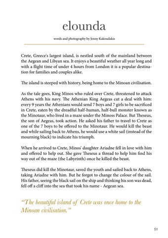 Page 51 of With love from Elounda