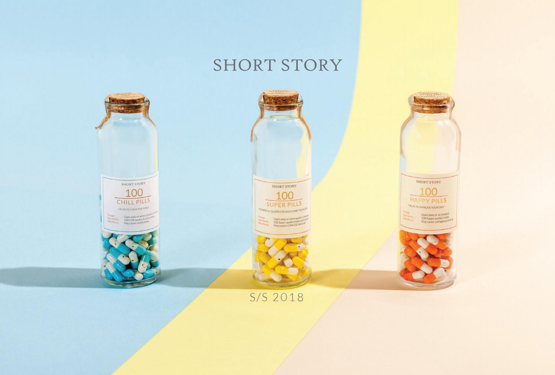 Happy Pills Gift Set By Short Story Issuu