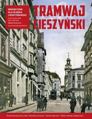 5fd6b958 Tramwaj Cieszyński nr 20/2018 by Tramwaj Cieszyński - issuu