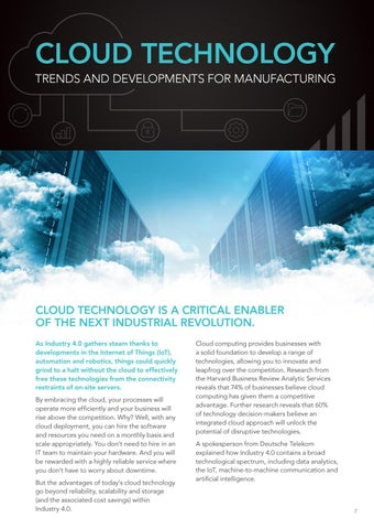 Page 7 of Cloud Technology