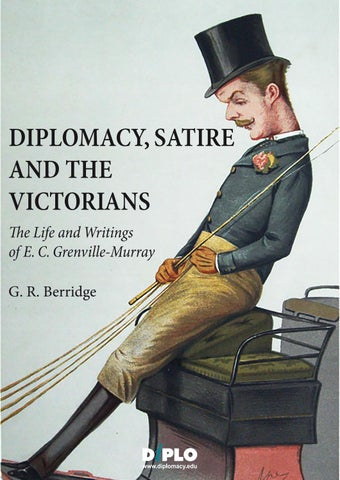 Diplomacy, Satire and the Victorians by DiploFoundation - issuu