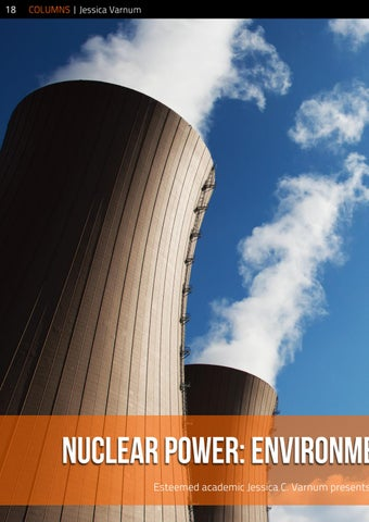Page 18 of Jessica Varnum - Nuclear Power: Environmental Panacea or Poision Pill?