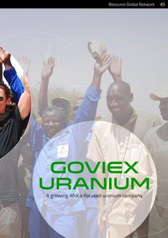 Page 45 of GoviEx Uranium