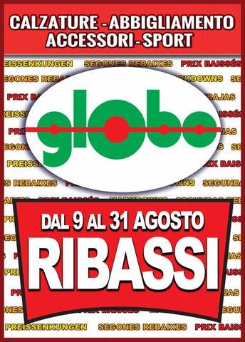 GLOBO FOGGIA RIBASSI dal 9 al 31 Agosto 2018! by Globo issuu