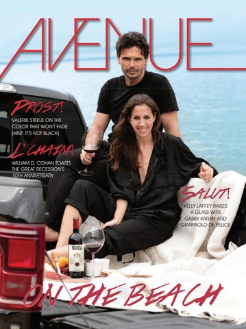 70ae81b1c AVENUE ON THE BEACH August|September 2018 by AVENUE Magazine - issuu