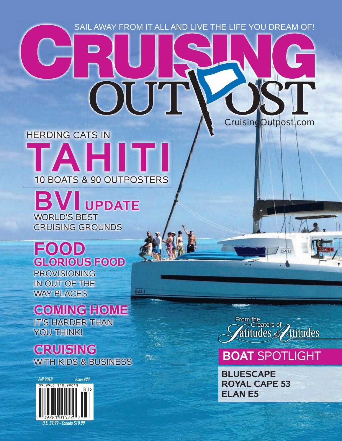 eb01b3b6164 Cruising Outpost  24 Fall 2018 by Cruising Outpost - issuu