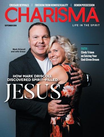 Charisma Magazine- September 2018 by Charisma Media - issuu
