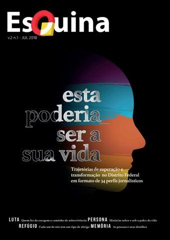 Revista Esquina - Terceira Edição - Jul. 2018 by Carolina Assunção ... ee07db19c8e38